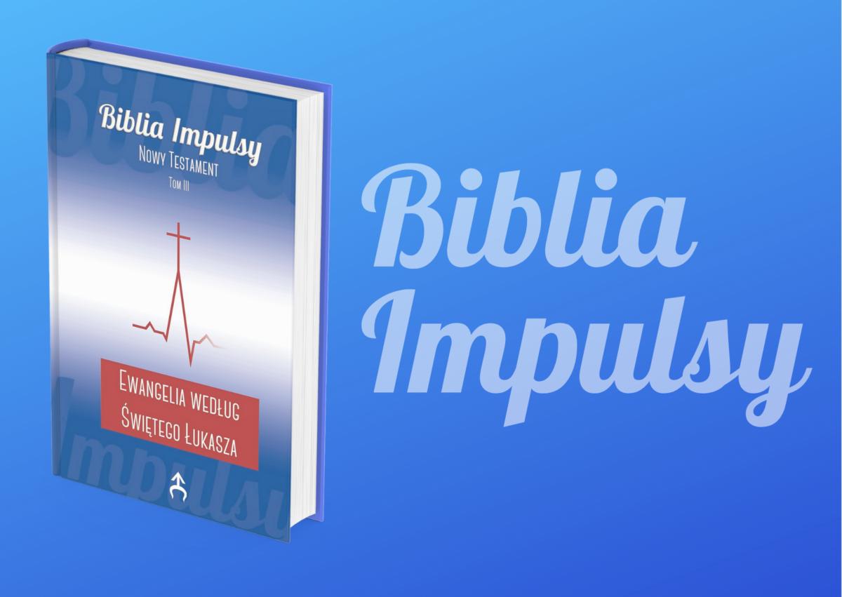 """Stacja7 pisze o naszej serii """"Biblia Impulsy"""""""